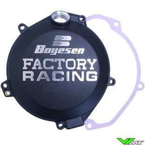 Boyesen Clutch Cover Black - KTM 250SX-F 350SX-F 250EXC-F 350EXC-F Husqvarna FC250 FC350 FE250 FE350