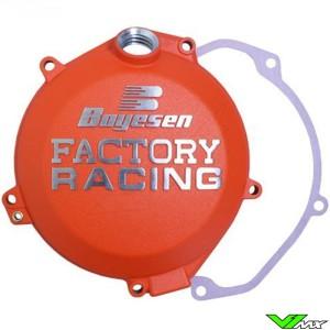 Boyesen Clutch Cover Orange - KTM 250SX-F 350SX-F 250EXC-F 350EXC-F Husqvarna FC250 FC350 FE250 FE350