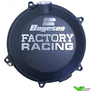 Boyesen Clutch Cover Black - KTM 450SX-F 450EXC 500EXC Husqvarna FC450 FE450 FE501
