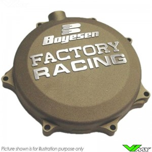 Boyesen Clutch Cover Magnesium - KTM 50SX Husqvarna TC50