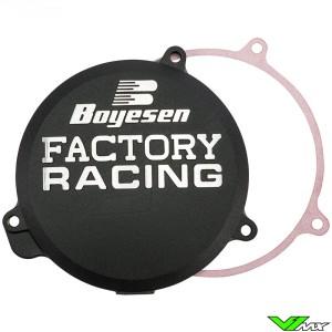 Boyesen Ignition cover Black - Yamaha PW50
