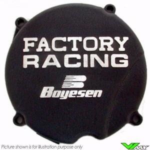 Boyesen Ignition cover Black - KTM 50SX Husqvarna TC50