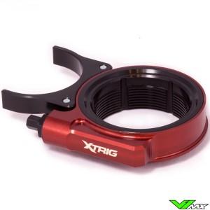 X-trig Preload Adjuster Brown - Suzuki RMZ450