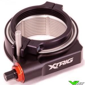 X-trig Preload Adjuster Black - KTM 250EXC 300EXC 450EXC 500EXC 250EXC-F 350EXC-F