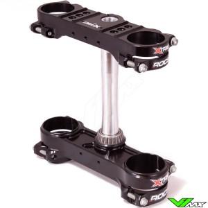 X-trig ROCS Tech Triple Clamp Black - KTM Husqvarna