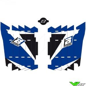 Radiator Louver decals Blackbird - Yamaha YZF250 YZF450 WR250F
