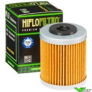 Hiflofiltro Oil Filter HF651 - KTM Enduro690 Husqvarna Enduro701