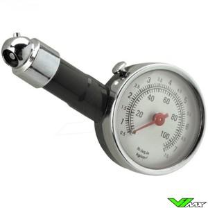 TMV Tire Pressure Gauge 60PSI - 4.5 Bar Max.