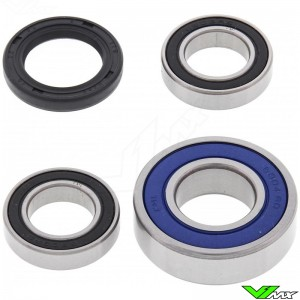 All Balls Rearwheel Bearing - Kawasaki KX125 KDX200