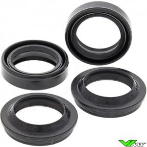 All Balls Fork Oil and Dust Seal - Yamaha TT-R125DrumBrake TT-R125EDrumBrake TT-R125LDiscBrake TT-R125LEDiscBrake