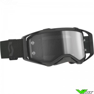 Scott Prospect with Light Sensitive Lens Motocross Goggle - Ultra Zwart