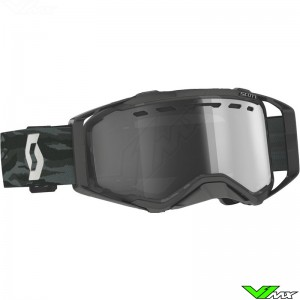 Scott Prospect with Light Sensitive Lens Enduro Goggle - Camo / Grey