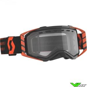 Scott Prospect Enduro bril - Oranje / Zwart