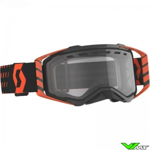 Scott Prospect Enduro Goggle - Orange / Black