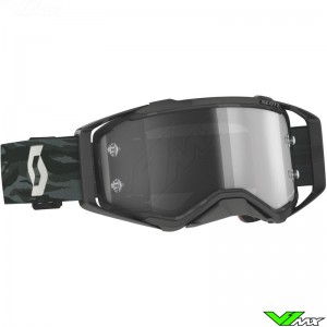 Scott Prospect Sand Dust with Light Sensitive Lens Motocross Goggle - Camo / Grey