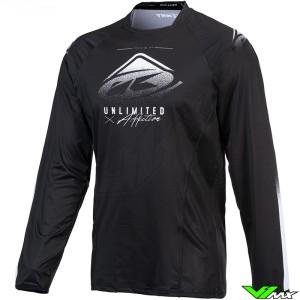 Kenny Titanium 2021 Motocross Jersey - Black (XXL)