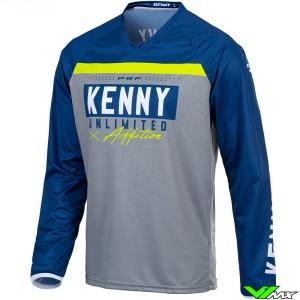 Kenny Performance 2021 Motocross Jersey - Race / Navy
