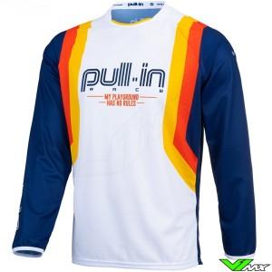 Pull In Challenger Master 2021 Motocross Jersey - Navy / Version 1
