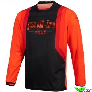 Pull In Challenger Master Motocross Jersey - Orange / Version 1 (M)