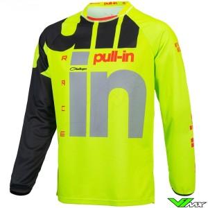 Pull In Challenger Race 2021 Cross shirt - Lime