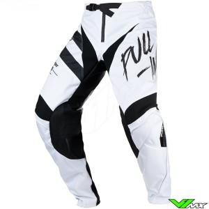 Pull In Challenger Original 2021 Motocross Pants - White