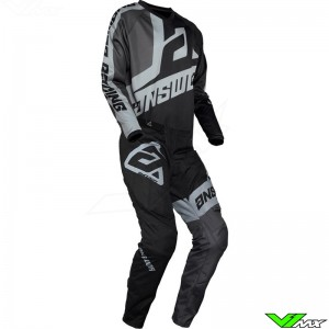 Answer Syncron 2020 Youth Motocross Gear Combo - Voyd / Black / Charcoal