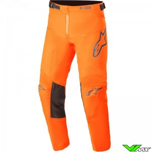 Alpinestars Racer Blaze 2021 Kinder Crossbroek - Oranje