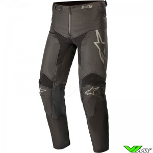 Alpinestars Racer Compass 2021 Youth Motocross Pants - Black / Dark Grey
