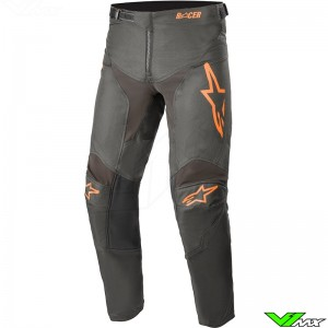 Alpinestars Racer Compass 2021 Youth Motocross Pants - Anthracite / Orange