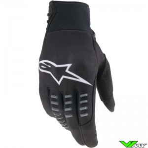 Alpinestars Smx-E 2021 Motocross Gloves - Black / Anthracite