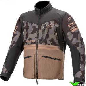 Alpinestars Venture R Enduro Jacket - Mud / Camo / Sand