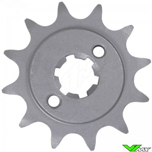 Front sprocket steel PBR (520) - Husqvarna CR125