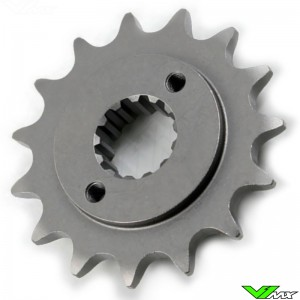 Front sprocket steel PBR (520) - Honda XR400R