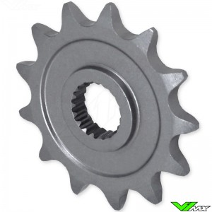 Front sprocket steel PBR (520) - Suzuki RMX450Z RMZ450