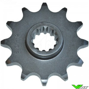 S-Teel Front Sprocket - TM MX125 MX144 EN125 EN144