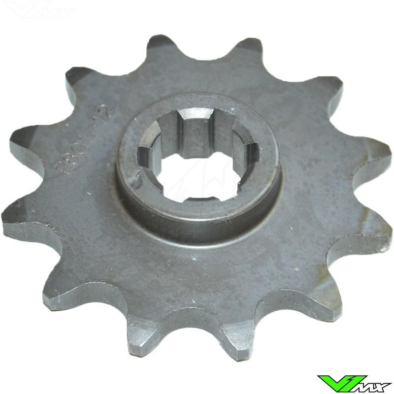S-Teel Voortandwiel - TM MX80 MX125 EN125