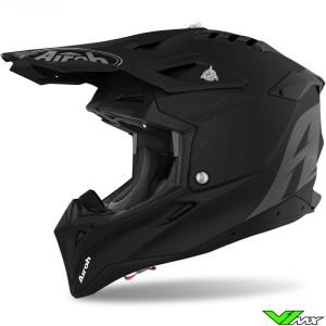Airoh Aviator 3 Motocross Helmet - Mat / Black