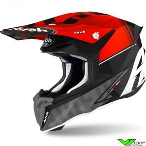 Airoh Twist 2.0 Tech Motocross Helmet - Red