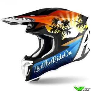 Airoh Twist 2.0 Lazyboy Motocross Helmet
