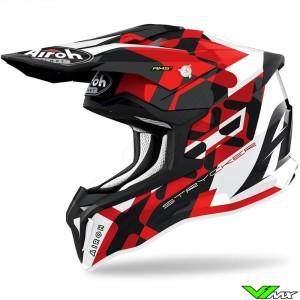 Airoh Striker XXX Motocross Helmet - Red