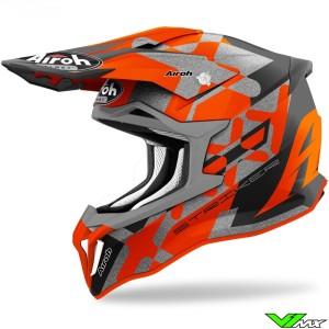 Airoh Striker XXX Motocross Helmet - Orange