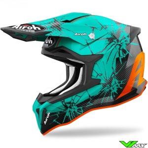 Airoh Striker Crack Motocross Helmet