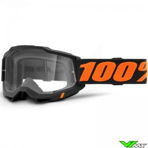 100% Accuri 2 Chicago Motocross Goggle - Clear Lens