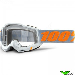 100% Accuri 2 Speedco Motocross Goggle - Clear Lens