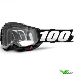 100% Accuri 2 OTG Zwart Crossbril