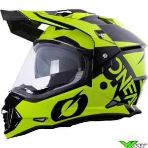 Oneal Sierra 2 R Enduro Helmet - Fluo Yellow