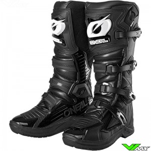 Oneal RMX Motocross Boots - Black