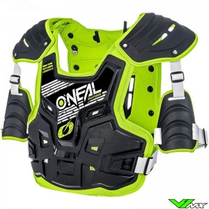 Oneal PXR Stone Shield Body Armour - Fluo Yellow