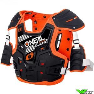 Oneal PXR Stone Shield Bodyprotector - Oranje