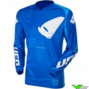 UFO Indium 2021 Cross shirt - Blauw